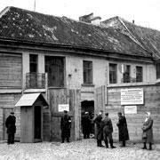 Vilna Ghetto: Courtesy of ARC