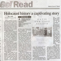 North County Times Review