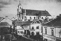 Vilna: Corner of Zawalna & Rudnicka