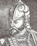 Lithuanian Grand Duke Gedimin